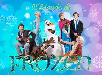 Tributo a Frozen