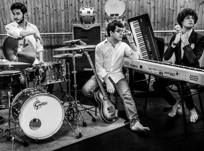 Trio Piano Basso Drum