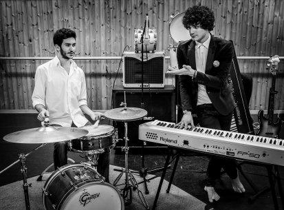 Duo Piano/Vox & Drum